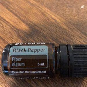 Other - Black Pepper EO DoTerra